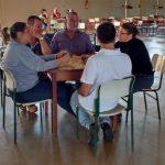 Roda de conversa em Tabatinga