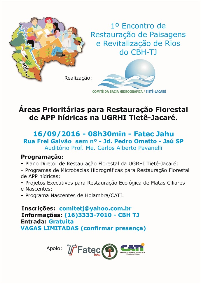 Evento CBH -TJ 16set2016